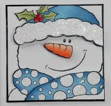 Image result for woodware snowman