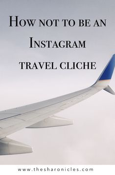 In their pursuit of Instagram 'travel' fame, people will often resort to the same cliches. Here are some ideas on how to take more unique photos on your travels. Us Travel, Travel Tips, Instagram Travel, Instagram Posts, Travel Humor, Unique Photo, All Over The World, Traveling By Yourself, Travel Inspiration