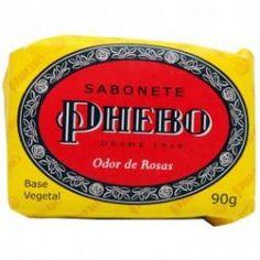 Sabonetes Phebo