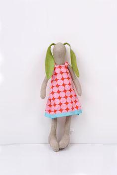 sweet lil bunny rag doll