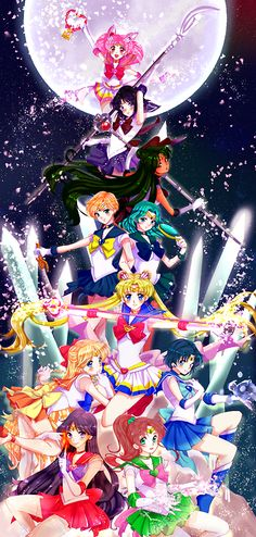 Image result for Bishoujo Senshi Sailor Moon Crystal 3