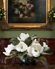 jul 2016 Add the perfect decorative touch Our signature classic white magnolia not only looks as real as its live counterpart…