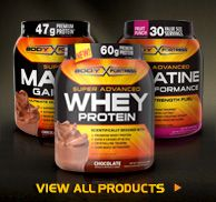 SHAKE RECIPES - Body Fortress Whey Protein