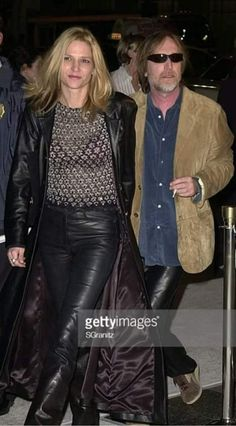 My favorite couple! Tom Petty Wife, British Invasion, Rock And Roll, Beautiful People, Sammy Hagar, Toms, Family Guy, October 20, Eye Candy