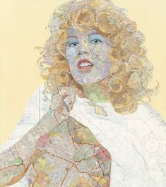 11 Works of Art Made With Road Maps