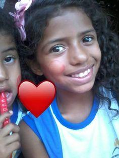 Amor maior não há... Amo vcs suas pimentas - Sonianha e Bia, as maninhas...