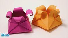 The origami basket (Hellokids)