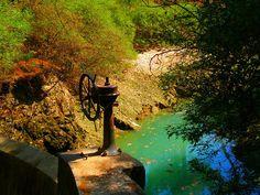7 Springs, Rhodos, Greece
