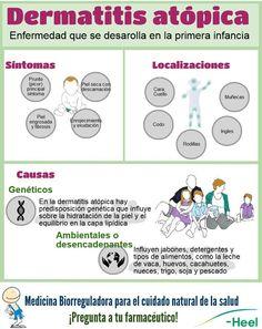 ¿Qué es la dermatitis atópica? #FarmaciaF_Rivas