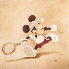 #tennis #cartoon #draw  Posted on biggsltd.com