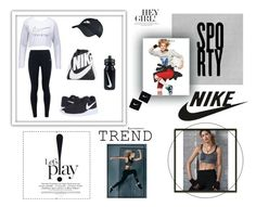 Designer Clothes, Shoes & Bags for Women Nike Trends, Polyvore Fashion, Shoe Bag, My Style, Fitness, Clothing, Sports, Stuff To Buy, Shopping