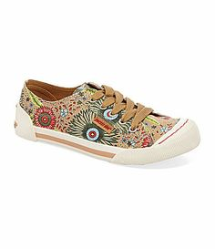 be83e3ae4f7cfb Rocket Dog Jazzin  Floral-Print Sneakers Rocket Dogs