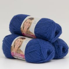 Lion Brand Yarn Vanna's Complement Colonial 866-109 3 Pack Classic Yarn