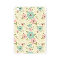 "Nostalgic flowers iPad Mini Case Beige seamless vintage pattern ""Nostalgic flowers""  $29.89"