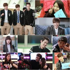 nice Lee Min Ho – 'The Heirs' Releases BTS Photos of Final Shoot