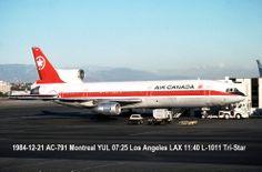 1984 Dec 21 Air-Canada Lockheed-L-1011-385-1-TriStar Los Angeles LAX