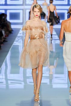 Christian Dior, Spring 2012 RTW