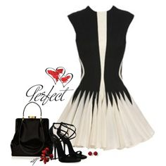 """""""Simple & Stunning"""" by tdfediuk on Polyvore"""