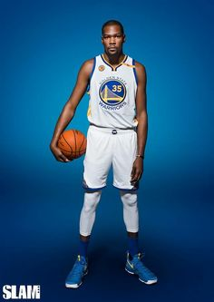 Kevin Durant for SLAM Magazine