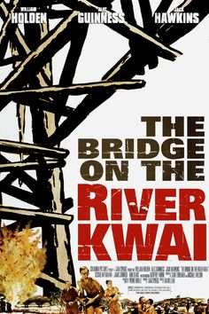 The release of the movie The Bridge on the River Kwai on 2nd October 1957.  The movie was directed by David Lean, based on a French novel by Pierre Boulle.  The film is a work of fiction but borrows the construction of the Burma Railway in 1942-43 for its historical setting.