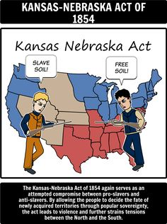 1850s America: A Precursor to the American Civil War - Timeline: 1850s America Pre Civil War had many key events. Students can create storyboards or graphic organizers as part of our history guide!