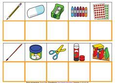 loto-colegio.gif Kindergarten Themes, Pictogram, Montessori, School Stuff, Innovation, Google, Autism, Vocabulary, Classroom
