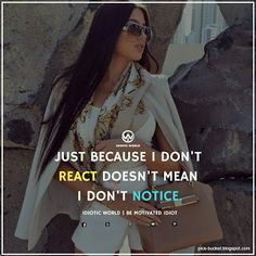 In this post we are included best attitude quotes for girls. Attitude status for girls, attitude captions for girls, girls dp photos with no face. Positive Attitude Quotes, Attitude Quotes For Girls, Crazy Girl Quotes, Good Thoughts Quotes, Good Quotes For Girls, Funny Attitude Quotes, Quotes Girls, Girl Attitude, Classy Quotes