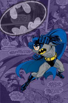 Batman Fan Art, Batman Vs Superman, Batman Robin, Gotham, Comic Books Art, Comic Art, Geeks, Dc Comics, Famous Cartoons