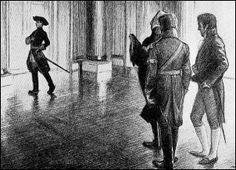 Gustav IV cosplaying as Karl XII karl xii - Sök på Google