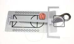 Desktop Mini Basketball Game-cool stuff