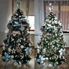 Vianočné stromčeky ozdobené našimi zakazníčkami   Svet Stromčekov