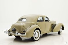 1937 Cord 812 Beverly Classic Car For Sale | Buy 1937 Cord 812 Beverly at Hyman LTD