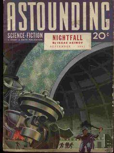 1940, es considerado el mejor relato corto de ciencia ficción escrito por Isaac Asimov