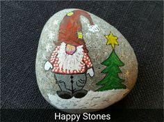 #HappyStones #MaledeSten #Sten #Stone #Rocks #Kreativ #Sten kunst #Kunst #Stoneart #Art