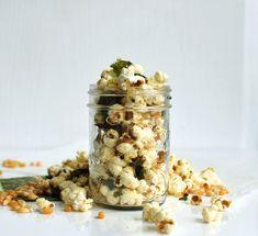 Japanese Inspired Popcorn Recipe