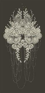 lace applique
