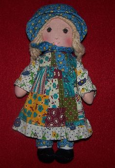 Vintage Holly Hobbie - had this doll :)