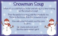 Cute Snow Quotes   Snowman Sayings and Recipe