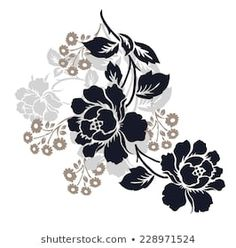 Find Flower Motif Design stock images in HD and millions of other royalty-free stock photos, illustrations and vectors in the Shutterstock collection. Flower Motif, Flower Art, Stencil Patterns, Stencil Designs, Motif Design, Design Elements, Line Art, Stencils, Frame Clipart