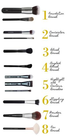 This is Makeup Brush Guide and about Makeup Brush Set we are sharing Best Makeup Brush. We show you here Makeup Brush Real Techniques.Makeup Brush Morphe and How To Clean Makeup Brush. Some Cute Makeup Brush and some Makeup Brush Holder. Makeup Guide, Eye Makeup Tips, Skin Makeup, Makeup Tools, Makeup Basics, Makeup Ideas, Beauty Makeup, Makeup Tutorials, Makeup Inspo