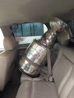 Safety First, Stanley.