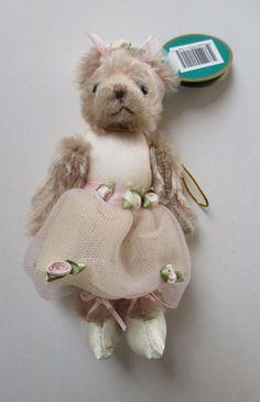 n Small BALLERINA plush TEDDY BEAR ballet Bearington Ornament nwt | Dolls & Bears, Bears, Other Plush Bears | eBay!