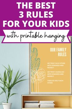 Free family rules printable in 10 designs. Check out these simple family rules for toddlers to teens. Family rules for kids parenting | Raising responsible kids | gentle parenting rules | peaceful house rules | the only three rules you need #familyrules Peaceful Parenting, Gentle Parenting, Parenting Hacks, Family Rules Printable, Family Chore Charts, Rules For Kids, Every Mom Needs, Positive Discipline, Attachment Parenting