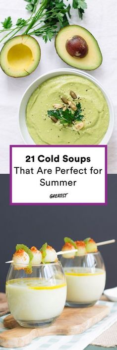 The smoothie bowl of the future. #greatist https://greatist.com/eat/cold-soup-recipes-for-summer