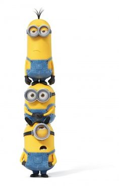 Despicable Me Minions Shapemark Bookmark Image Minions, Amor Minions, Minions Bob, Minions Images, Minion Movie, Minion Pictures, Minions Despicable Me, Minion Party, Minion Stuff