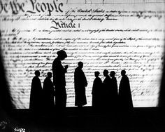 scene 17: Supreme Court from the 1930s Federal Theater Project Living Newspaper play