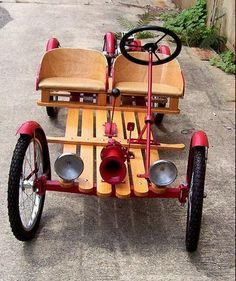 1919 CycleKart American (LJSB1943) : Registry : The CycleKart Club