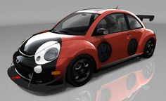 Google Image Result for http://theblogaboutcars.com/wp-content/uploads/2010/08/ladybird-vw-beetle-custom-paint-job2.jpg