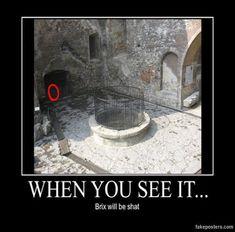 Resultado de imagem para scary like when you see it