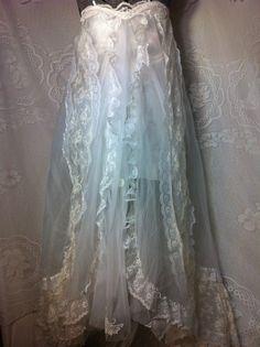 Upcycled Clothing Boho Slip Dress Eco Boho Dress by Intrigues, $139.99
